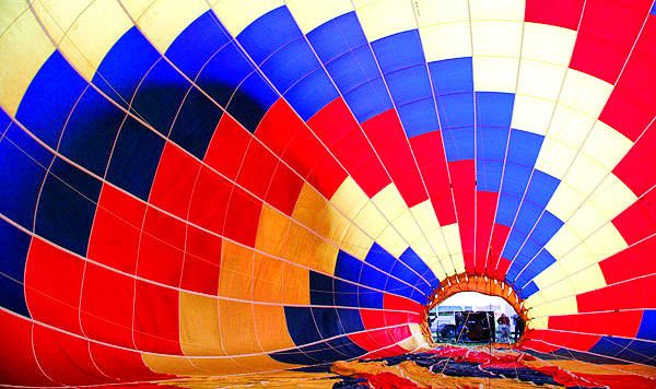 Albuquerque balloon fiesta photo tours