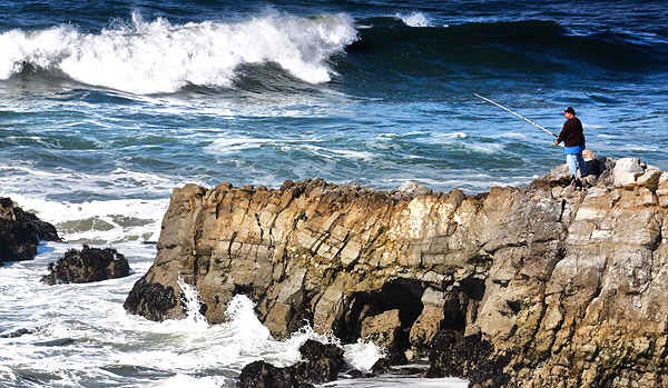 Photo tours of the central California coast