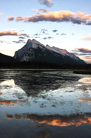 Photo tour image from the Canadian Rockies, Alberta, Canada