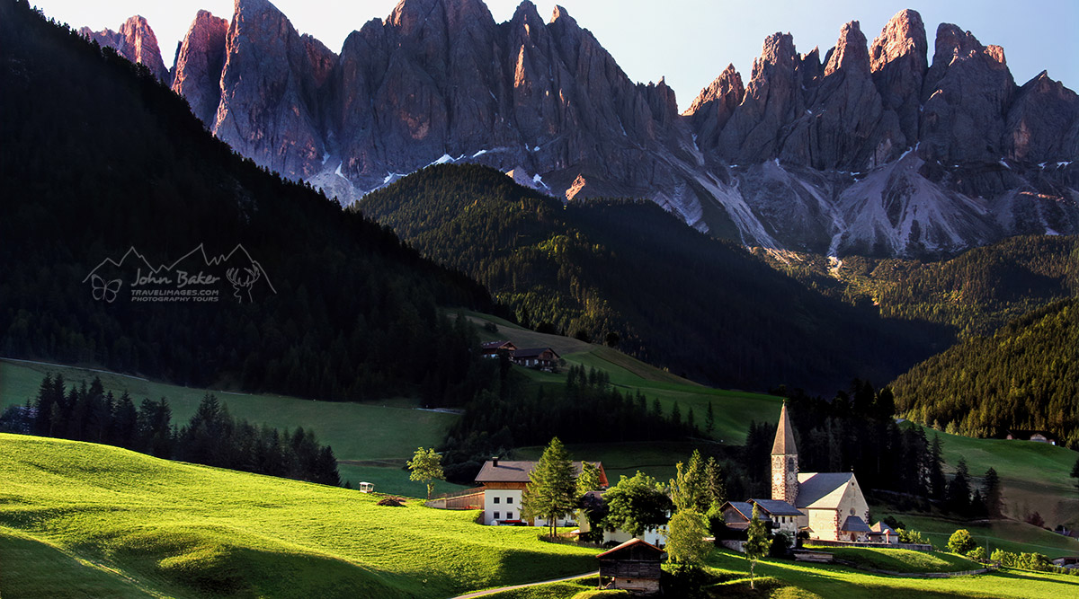 Photo tours to the Swiss, Austrian, German and Italian Alps