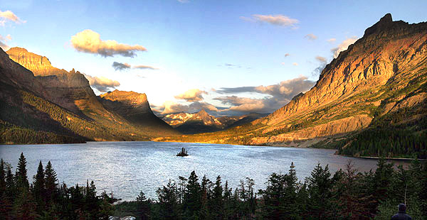 Photo tour images from Glacier National Park in Montana